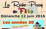 La Roche-Posay en f�te