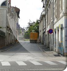 Travaux rue du 4ème Zouaves