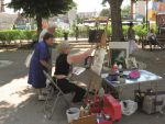 � les artistes dans la ville �