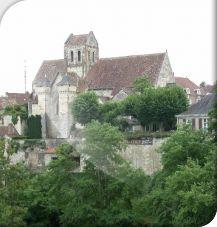 Visite commentée de la Cité Médiévale