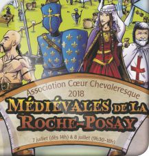Les Médiévales de La Roche-Posay