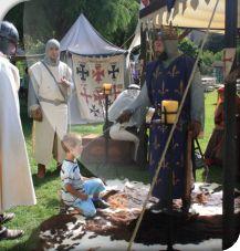 Le Donjon se remet à l'heure médiévale