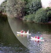 Descente en canoe-kayak